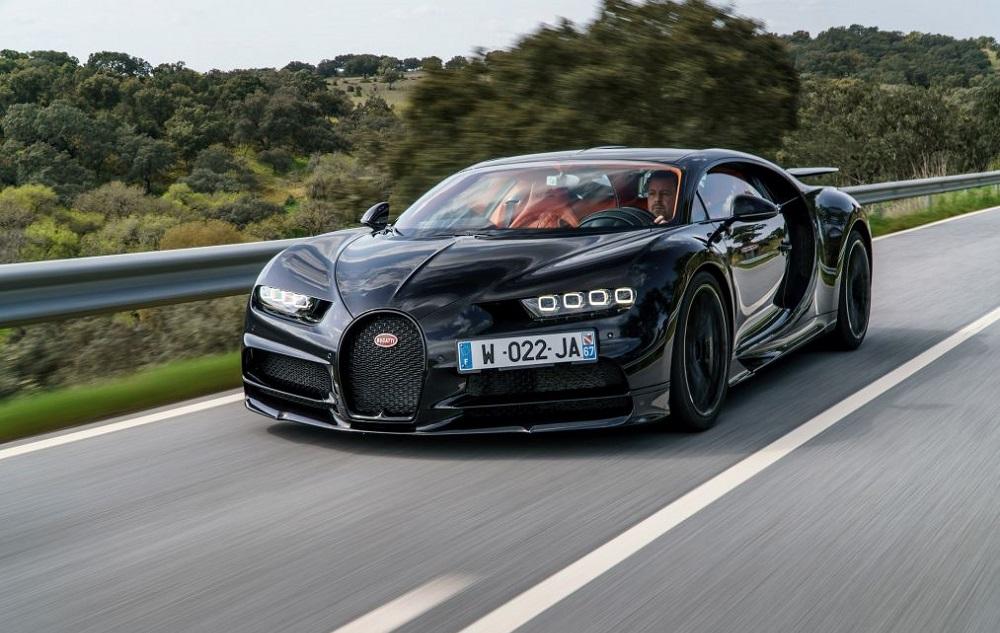 Bugatti delivers 70 Chiron supercars in 2017