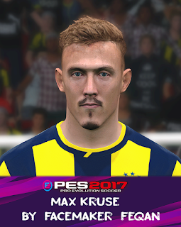 PES 2017 Faces Max Kruse by Feqan
