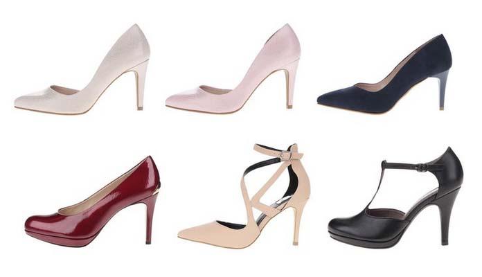 Pantofi de firma din piele natural
