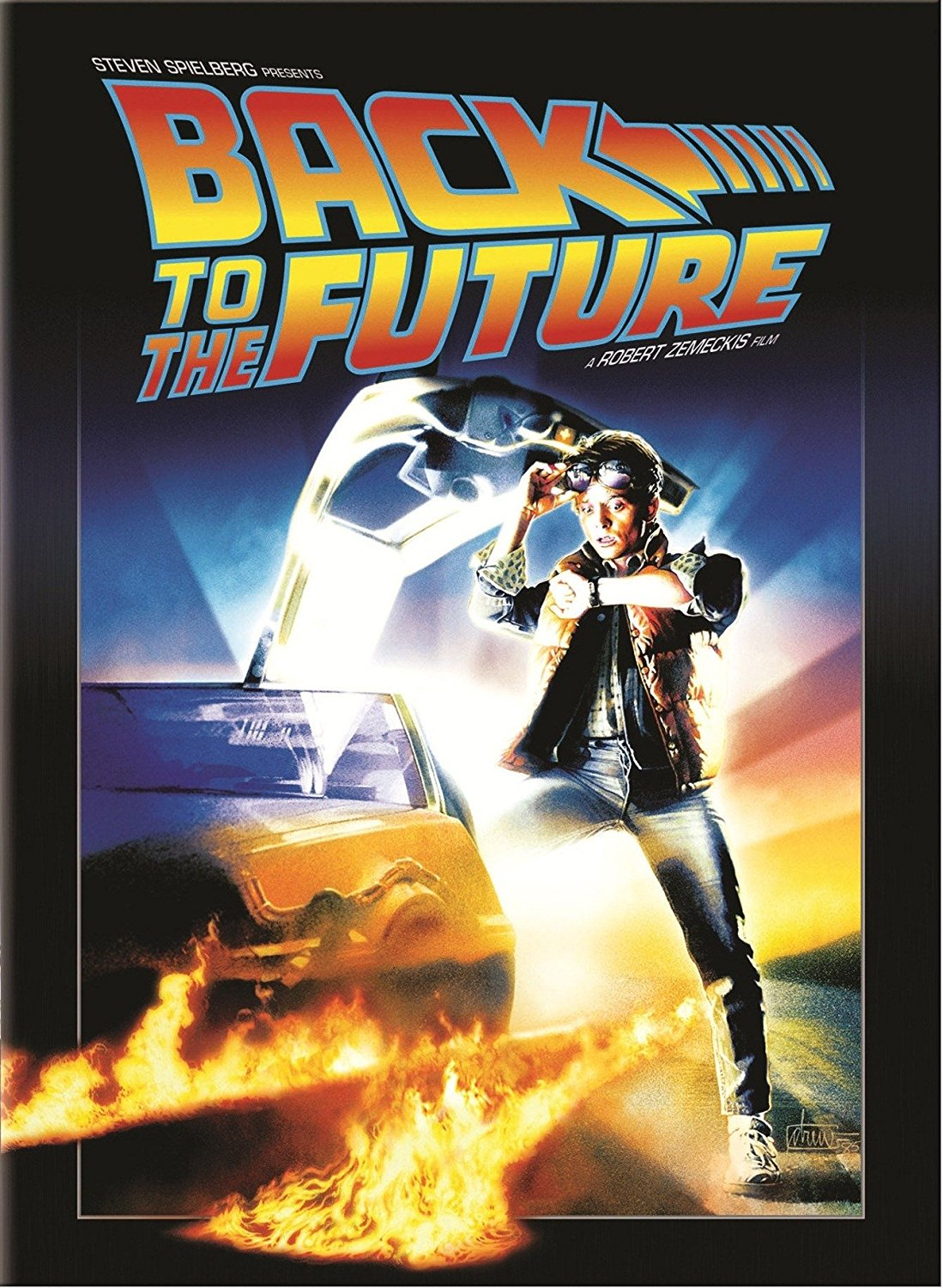 Back to the Future (1985) ταινιες online seires xrysoi greek subs