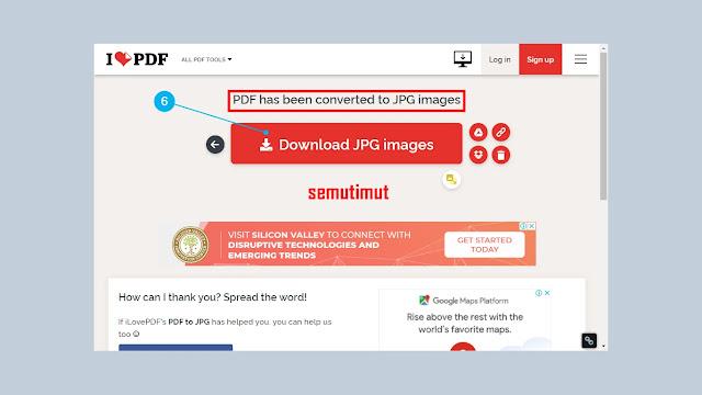 cara mengubah pdf ke jpg lewat hp