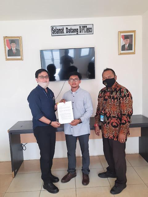 PT. Tesco Indomaritim Capai Kesepakatan Dengan Pekerjanya