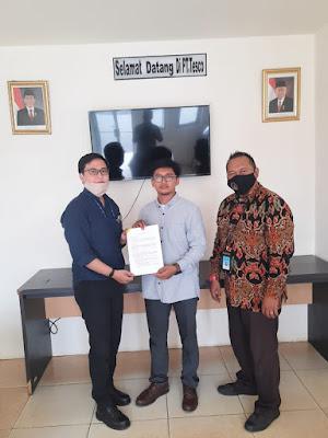 PT. Tesco Indomaritim Capai Kesepakatan Terkait PHK Pekerjanya