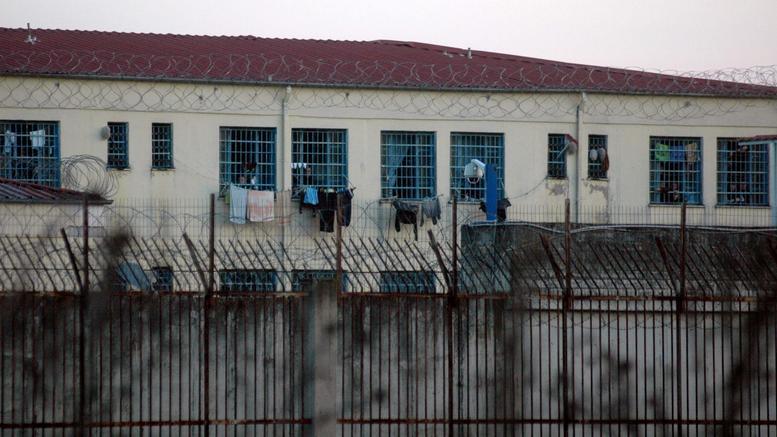 Κάθειρξη 14 ετών για απόπειρα ανθρωποκτονίας στις φυλακές Λάρισας