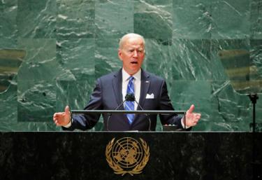 President Biden  vows to coperate with allies