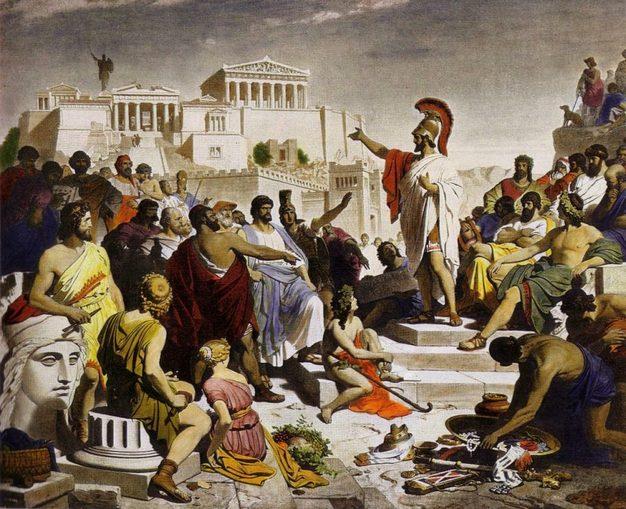 Διδάγματα από τον Πελοποννησιακό Πόλεμο