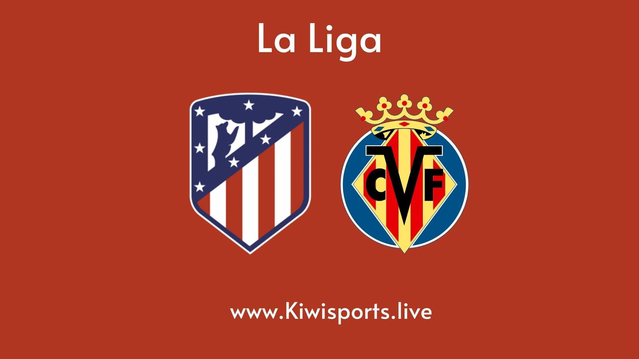 ATK Madrid vs Villarreal: