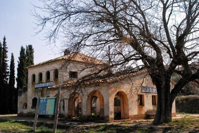 Estació de l'Horta de Sant Joan