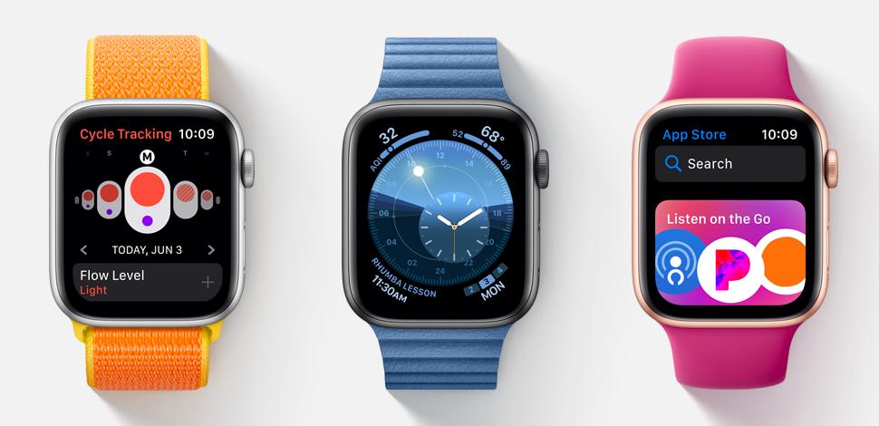 Apple Watch 睡眠追蹤