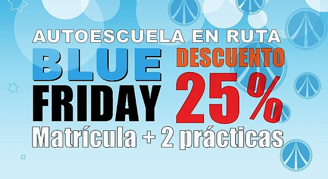 Blue-Friday-autoescuela-Albacete