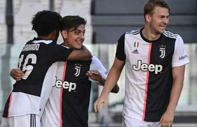 Video Juventus 4-1 Torino: Ronaldo sút phạt thần sầu, đại thắng derby