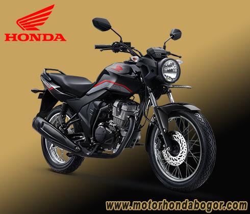 Kredit Motor Honda CB Verza Bogor