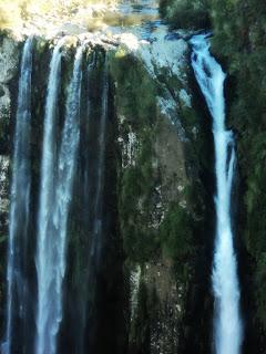 Cascata das Andorinhas, no Cânion Itaimbezinho