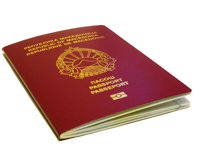 Greek Media: Greece Accepts Macedonian Passports