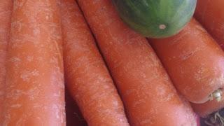 Alimentos mais ricos em betacaroteno (provitamina A)