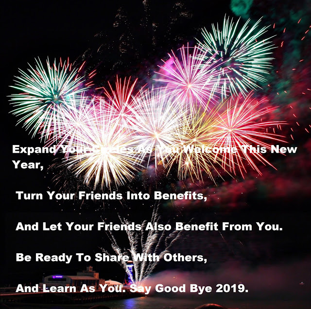 Corporate New Year Greetings