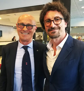 Ucina - Incontro positivo con il ministro Toninelli
