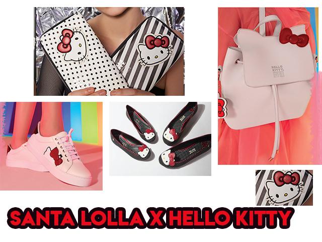 Coleção Cápsula: Santa Lolla x Hello Kitty