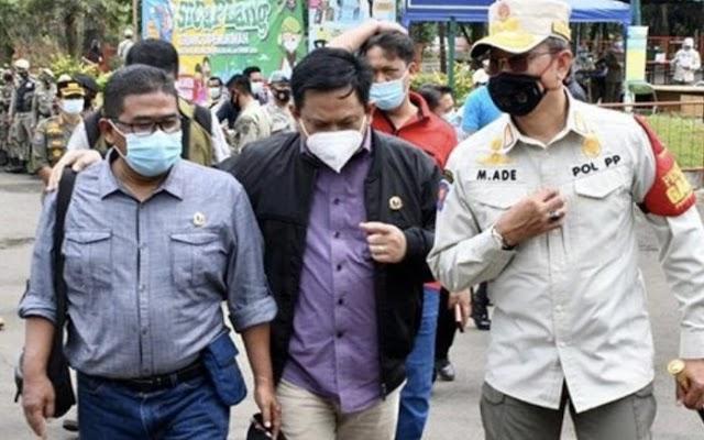 Komisi I Didampingi Satpol PP Jabar Tinjau Pelaksanaan  Sipelem dan Sicaplang di Bogor