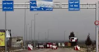 لبنان يغلق حدوده البرية مع سوريا بعد تفشي كورونا في مناطق الأسد