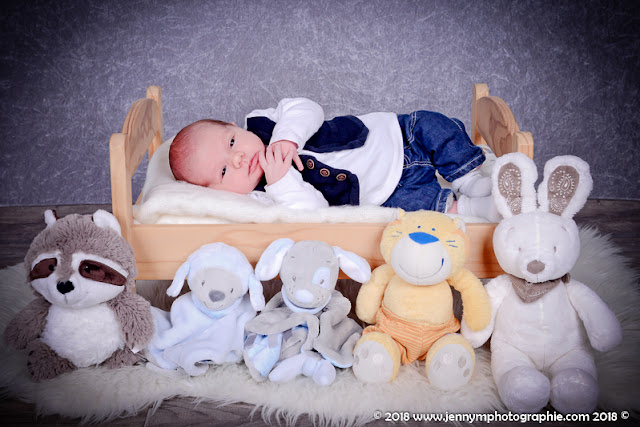 photographe bébé naissance vendée 85 la roche sur yon