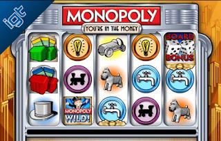 Game Slot Monopoli Dari WagerWorks