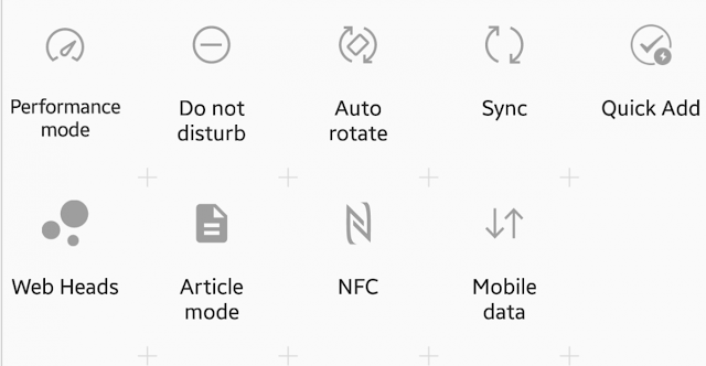 How to Add Mobile Data Toggle in Quick Settings For Samsung Smartphones