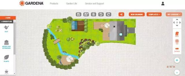 Cara Mendesain Taman Secara Online Gratis-6