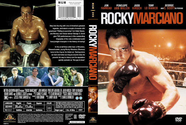 Rocky Marciano DVD Cover
