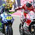 Valentino Rossi Bikin Andrea Dovizioso Merasa bagai Figuran