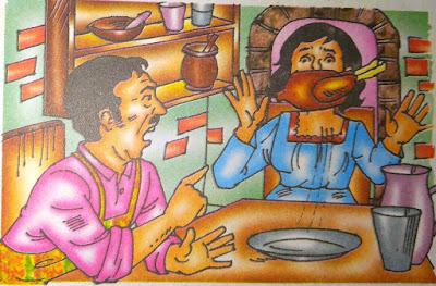 सोच-समझकर बोलो In Hindi Short Story For Class 6
