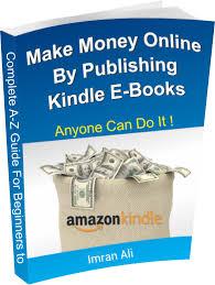 Easy way to Make Money Online with Amazon Kindle