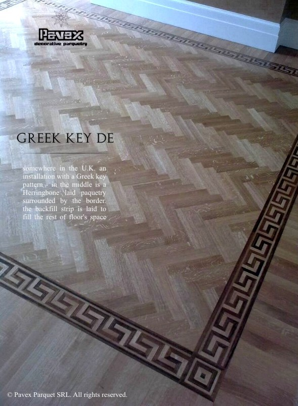 Parquet Flooring Hardwood Floor Border Amp Medallion Inlays