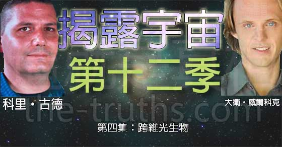 揭露宇宙:第十二季第四集:跨維光生物
