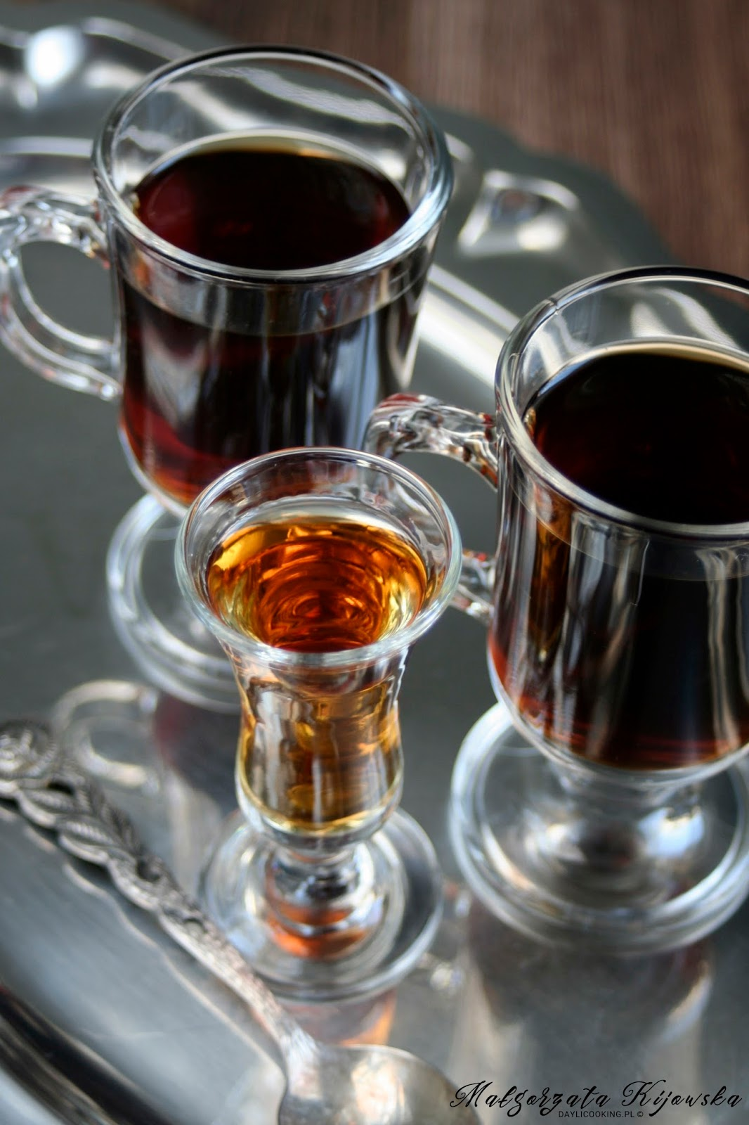 kawa z likierem