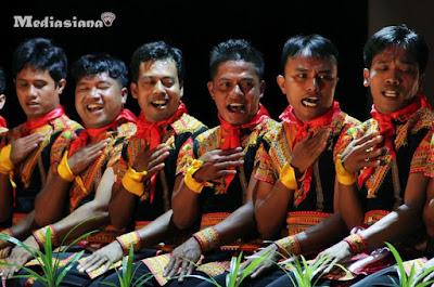 Keunikan Tari Saman Aceh