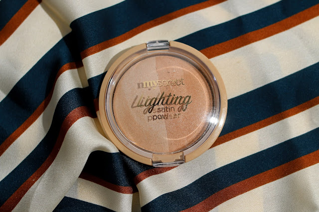 My Secret Lighting Satin Powder