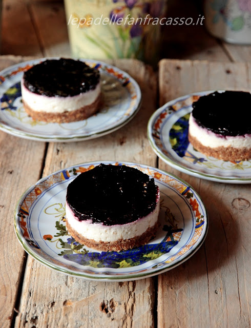 fare un cheesecake