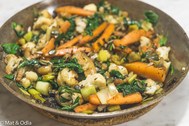 grönsakspytt