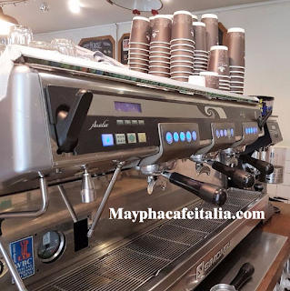 Máy pha cafe Nuova Aurelia 3group