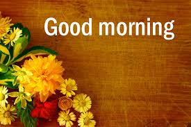 Good Morning All Wishs.