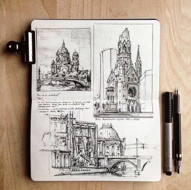07-Berlin-Moleskine-Jerome-Tryon-Observations-and-Ideas-in-Moleskine-Drawings-www-designstack-co