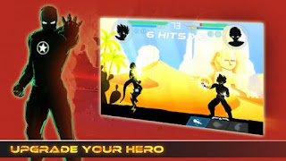 Shadow Battle Mod Apk hack damage