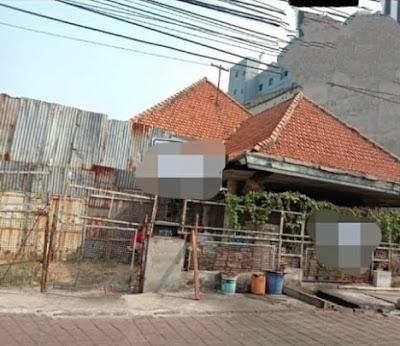 Rumah Dijual : Jl. Mangga Besar Raya
