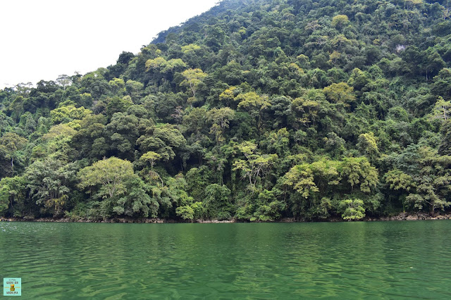 Lago Ba Be, Vietnam