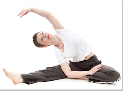 Latihan peregangan tubuh - pustakapengetahuan.com