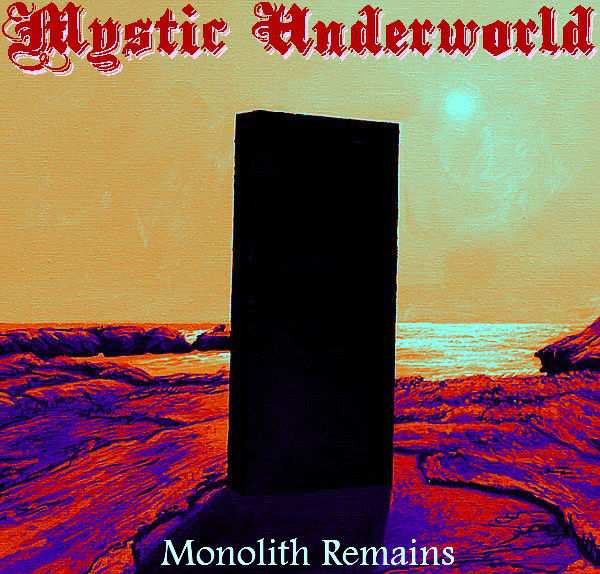 Monolith Remains Front Cover