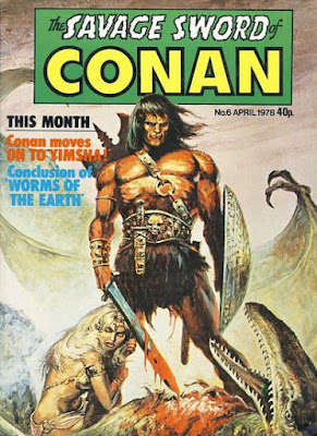 Marvel UK, Savage Sword of Conan #6