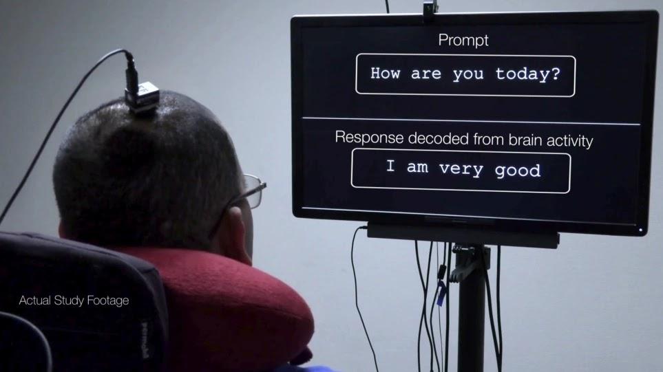 Για πρώτη φορά βουβός μπορεί να «μιλήσει» χάρη στην τεχνητή νοημοσύνη!