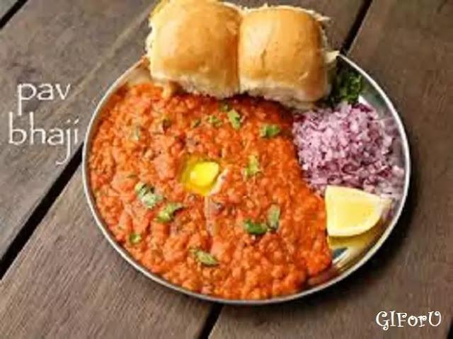Pav Bhaji Recipe-how to Make Pav Bhaji at GiforU